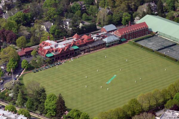 Merion Cricket Club PICF Photograph